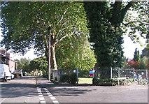 TG2309 : Willis Street / St Paul's Square junction by Evelyn Simak