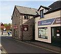 SO0428 : Visit Brecon/Croeso Aberhonddu office, Lion Yard, Brecon by Jaggery