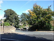 SE0824 : Savile Park Road / Rothwell Road Junction by Stephen Armstrong