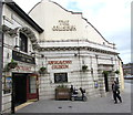 SO2914 : Abergavenny Coliseum, Lion Street, Abergavenny by Jaggery