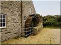 HU3713 : Water Wheel, Quendale Mill by David Dixon