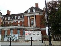 TQ1873 : The Star and Garter Home, Richmond Hill by David Howard