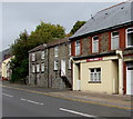 SS9795 : Pentre Surgery, Ystrad Road, Pentre  by Jaggery