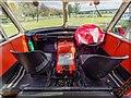 NJ0761 : Green Goddess Fire Engine Cab by valenta
