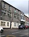 SS9795 : Glyndwr Court, Ystrad Road, Pentre by Jaggery