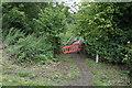 SO8480 : Footpath to Caunsall by Bill Boaden