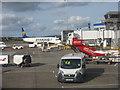 NT1473 : Edinburgh Airport by M J Richardson