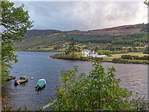 NH6037 : Sheltered bay at Bona Ferry by valenta