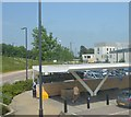 TQ6141 : Tunbridge Wells Hospital by N Chadwick