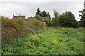 SO8581 : Corner of a field by Webb's Caunsall Farm by Bill Boaden