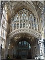 SO8318 : The Lady Chapel, Gloucester Cathedral by Philip Halling
