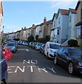 ST5974 : NO ENTRY on North Road, Bristol by Jaggery