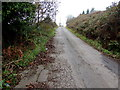 ST0089 : Unclassified road in Penrhiwfer by Jaggery