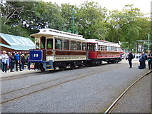SC4384 : Laxey: Directors' trailer No 59 by Dr Neil Clifton