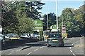 SJ3677 : Burleydam Garden Centre on Chester road by John Firth