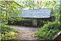 ST1177 : Hendre-wen barn, St Fagans National History Museum by M J Roscoe