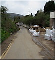 ST2390 : Railway Street, Risca by Jaggery