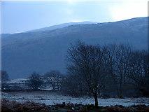 SH6128 : Frost in Cwm Artro by John Lucas