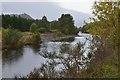 NN5993 : River Spey downstream of the dam by Jim Barton