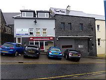H4472 : Burger Bistro / Sallys Night Club, Omagh by Kenneth  Allen