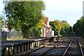 SU3810 : Former Marchwood railway station by David Martin