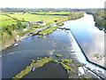 C9117 : carnroe lough gates ballymoney river bann by STEPHEN TAGGART