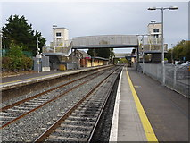 O2353 : Rush & Lusk railway station, County Dublin by Nigel Thompson