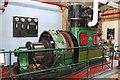 SN2949 : Internal Fire Museum of Power - Browett, Lindley steam engine by Chris Allen