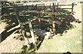 SU7838 : Footbridge over stream by John P Reeves
