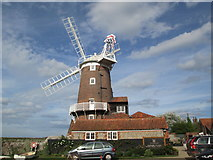 TG0444 : Cley  Windmill.  Cley  next  the  Sea by Martin Dawes