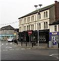 SS9079 : King's Head pub, Nolton Street, Bridgend by Jaggery