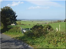 N5877 : View north over County Meath by Oliver Dixon