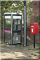 NY4157 : Communication in Rickerby by Graham Robson