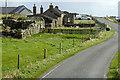 HP6413 : Old Farmstead at Valsgarth by David Dixon