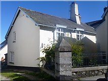SX7087 : Chagford houses [5] by Michael Dibb