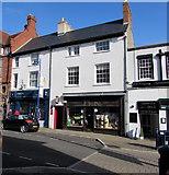 SO2914 : Fiore, 52 Cross Street, Abergavenny by Jaggery