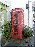 SX7087 : K6 telephone box by Michael Dibb