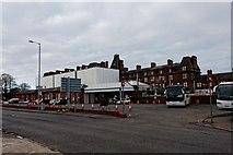 NS3421 : Railway Station - Ayr by Ian Rainey