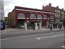 TQ2785 : Belsize Park Underground station, Greater London by Nigel Thompson