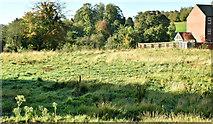 J3167 : Development site, Edenderry village, Belfast - October 2018(1) by Albert Bridge