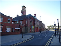 SD8912 : Rochdale Fire Station by JThomas