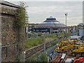 TQ2884 : Primrose Hill railway station (site), Greater London by Nigel Thompson