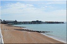 TQ8109 : Hastings Pier by N Chadwick
