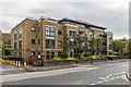 TQ3455 : Surrey Hills Court by Ian Capper
