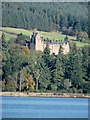 NS0137 : Brodick Castle by James Allan