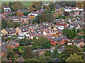 SO8383 : Kinver, seen from Kinver Edge in Staffordshire : Week 42