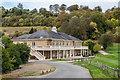 TQ3557 : Woldingham Golf Club House by Ian Capper