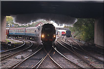 SD8010 : Coming under the inner ring road by Chris Allen