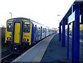 SD8912 : Rochdale Railway Station by JThomas