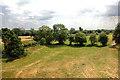 SJ4153 : View from Holt Castle by Jeff Buck
